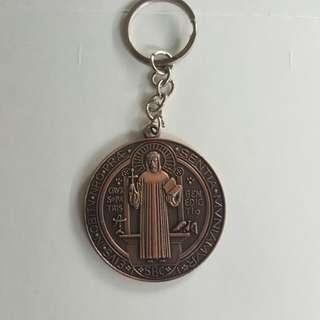 Keychain St Benedict