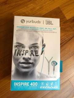 JBL Yurbuds Inspire 400