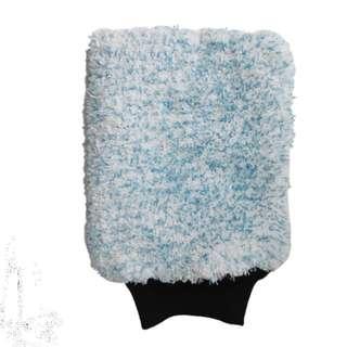 Wash Mitt microfiber