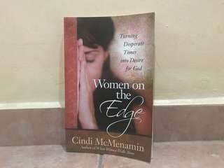 Turning desperates times into desire for god women on the edge cindi mcmenamin