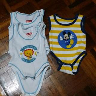 Rompers Fisher-price & Disney baby