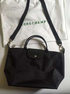 Big longchamp handbag
