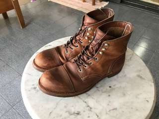 Red Wing Iron Rangers US11