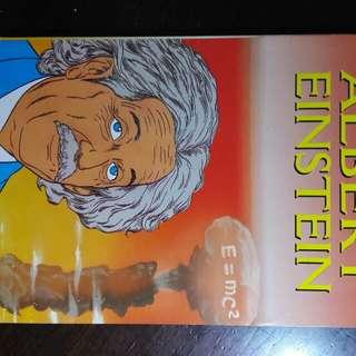 Komik Ensiklopedi Anak Albert Einstein