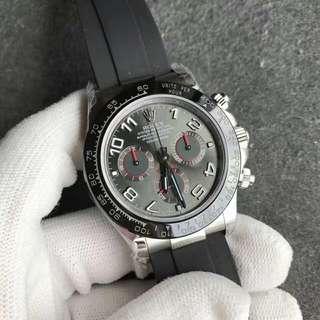 仁譽面交 Rolex Daytona 116519 灰面 陶瓷圈 JH廠4130頂級貨