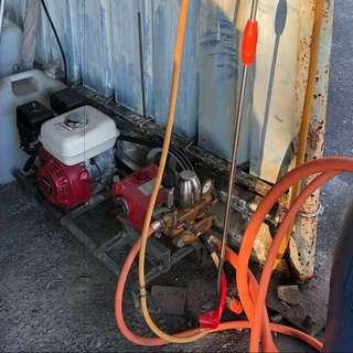 高壓噴水機(汽油版)