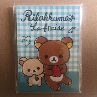 Notebooks - Rilakkuma
