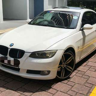 BMW 325i coupe SG