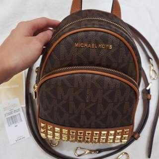 RUSH SALE! Michael Kors XS Backpack