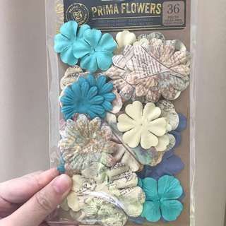 Prima flowers French Riviera 36 pieces