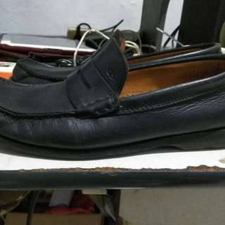 Loafers shoes Christian Pellet original leather