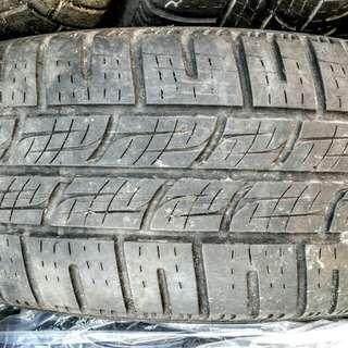 FIIRELI tires. 原装LAND ROVER 255/55 R18.109V,.強负重型 4