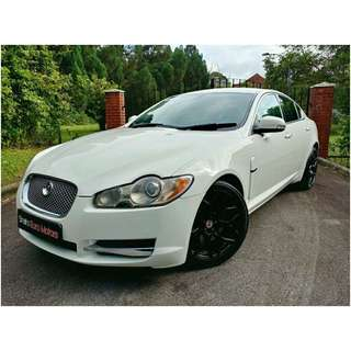 Jaguar XF 3.0 Auto V6 Supercharged Premium Luxury