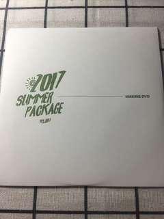 Bts summer package dvd