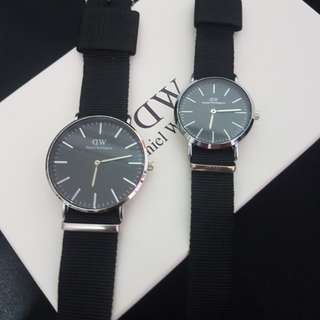 DW Couple Watch