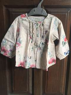 Flower blouse Next