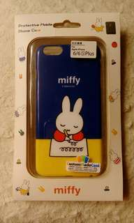 Miffy 兔仔手機硬殼 iPhone6/6s Plus