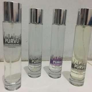 Parfum purvu kualitas tinggi dengan harga yang sangat terjangkau