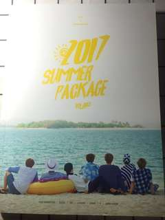 Bts summer package photo-book