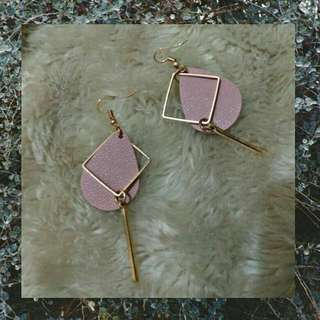 Earring Triangel