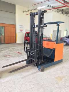 Fully Reconditioned Toyota Reach Truck