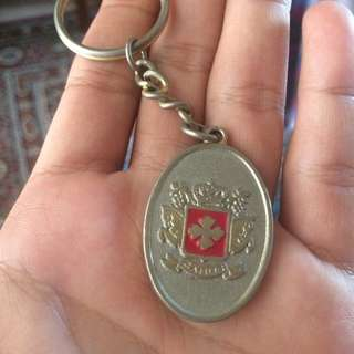 Camus keychain