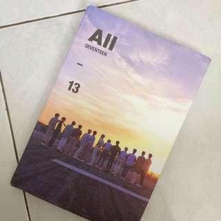 Seventeen Al1 Album 13 Ver Photobook
