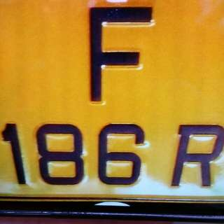 Nice F 186 R  Only   For Sale  $ 3888