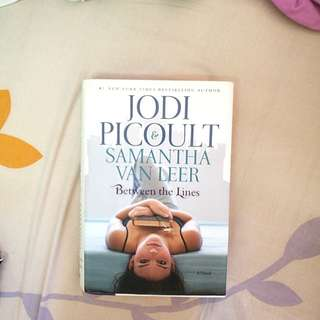 Jodi Picoult 'Between the lines'