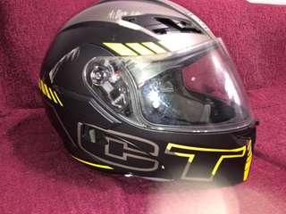AGV compact modular helmet