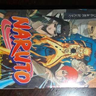 Komik Anak Naruto Vol 55