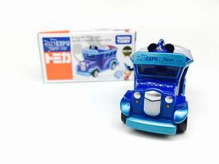 Tomica Disney Motor D23 Expo Japan 2015