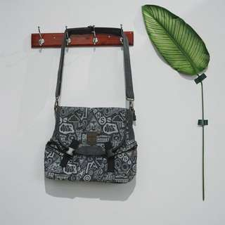 Postman Bag by Insight