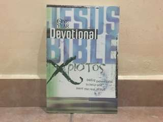 The one year devotional daily devotional to help you meet the real Jesus
