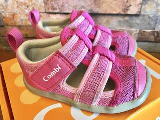 Original & High Quality Combi baby girl kids shoes