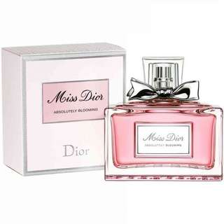 Miss Dior Absolutely Blooming (100ml)