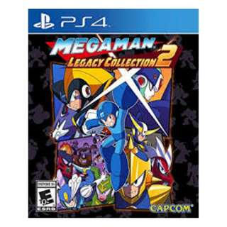 (Brand New Sealed) PS4 Game Megaman Legacy Collection 2