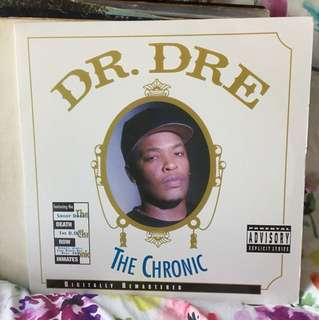 Dr. Dre - The Chronic - vinyl Lp