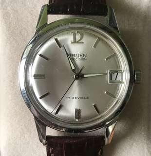 Gruen 1960's Watch