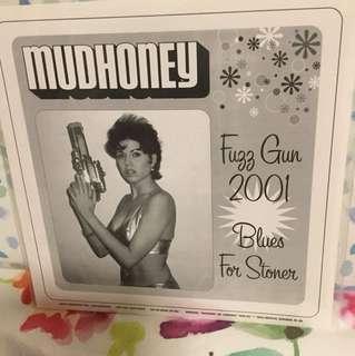 "Mudhoney & Davie Allan - 7"" vinyl record single split - grunge era"