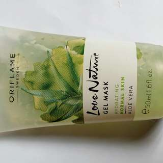 Love Nature Gel Mask Aloe Vera