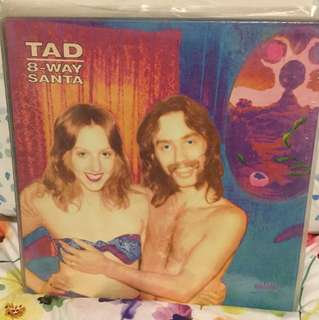 Tad - banned cover Lp vinyl Sub pop - rare!