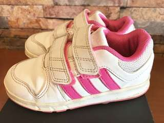 Original Adidas Girl kids Sport Shoes