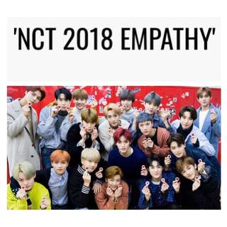 [INC EMS] NCT 2018 ALBUM - EMPATHY
