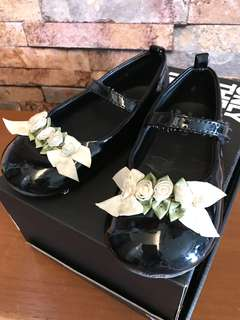 Lovely Lace girl wedding kids shoes