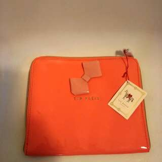 Brand New TED BAKER  iPad/Tablet case#Apple#ipad#Android#Tablet#Fashion#Paul Smith#LV#Gucci#Chanel#