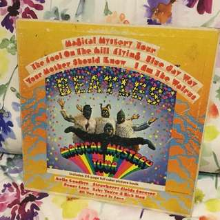 Beatles - Lp vinyl - magical mystery tour