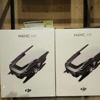 Drone Dji Mavic Air non combo bisa cicilan tanpa kartu kredit