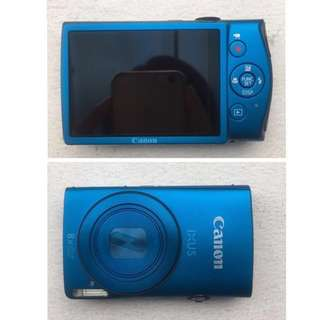 Camera Canon Ixus 230HS In Blue