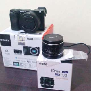 SOLD - Sony A6000